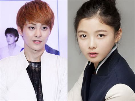 judul film xiumin exo เผย ซ วหม น exo จ บม อ ค มย จอง kim yoo jung ถ าย