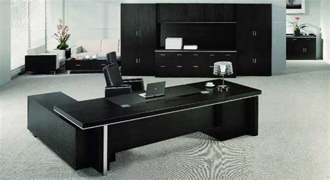 black executive desk home office furniture office furniture echanting of executive office desk modern luxury black