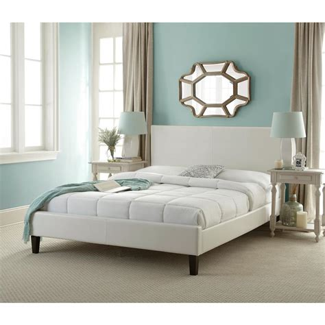 double white headboard rest rite rest rite white double headboard footboard