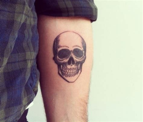 little skull tattoo designs skull forearm tattoos book 65 000