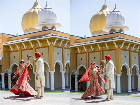 Pulvy   Aman   Sikh Wedding at San Jose Gurdwara and
