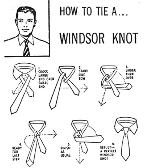 How To Tie A Square Knot Step By Step - tying the tie martha proud