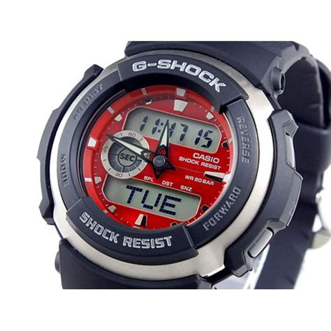 Mac C Shock Product by カシオ Casio Gショック G Shock 腕時計 G 300 4ajf G Shock