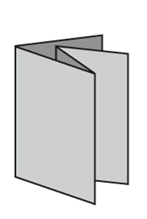 printing fold options