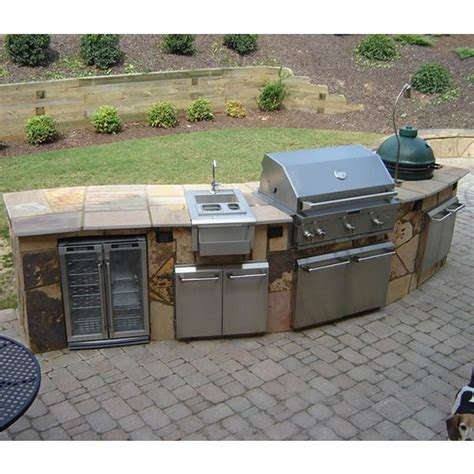kitchen island grill 25 best ideas about outdoor grill island on