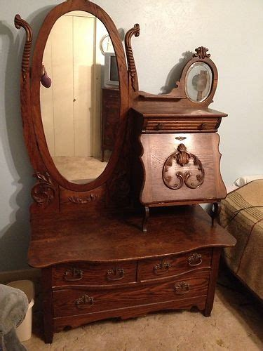 victorian dresser with oval mirror pin by kimberly barlowe on mirrors frames