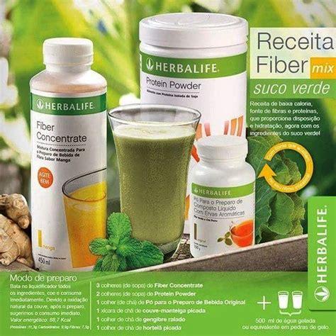 Herbalife Mix Fiber 11 best receitas fiber concentrate herbalife images on