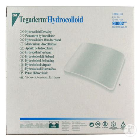 Innomed Hydrocolloid Dressing With Thin Border 10 Cm X 10 Cm 1 hydrocolloiden hydrocolloid dressings