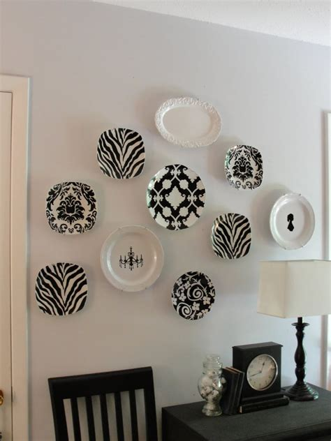 ideas to decorate walls 20 beautiful wall decor ideas using decorative plates