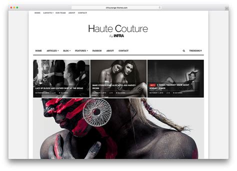 fashion and design t magazine blog 43 best fashion blog magazine wordpress themes 2018