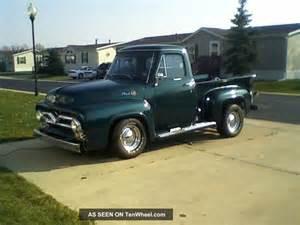 classic 1955 ford f100