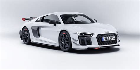 audi r8 and audi tt audi sport reveals r8 tt performance parts photos 1 of 28