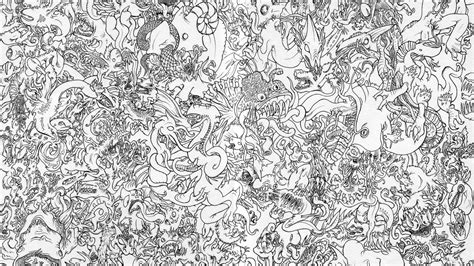 black and white notebook pattern 1920x1080 dragons paper china pattern black and white