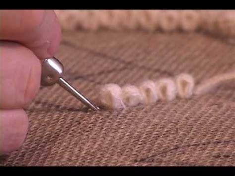 rug hooking tutorial rug hooking tutorial how to make rugs cool stuff i like