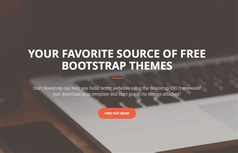 free bootstrap templates for rails bootstrap 4 boilerplate phpsourcecode net