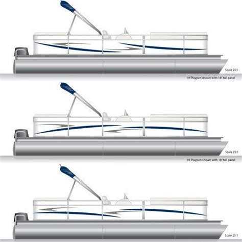 hurricane deck boat replacement decals best 25 pontoon boating ideas on pinterest