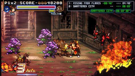 Rage Vs Fight Fight N Rage で往年のベルトスクロールアクションを懐かしんだ週刊ゲーム日記