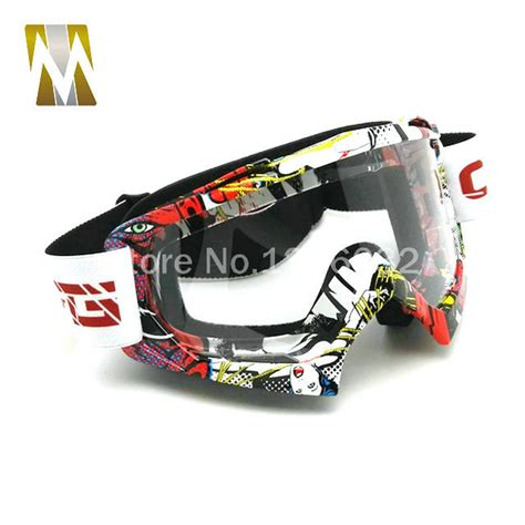Motorcycle Goggles Sport Racing Road Motocross Goggles Glasses Cyc new arrival high quality transparent sport racing road motocross goggles glasses motorcycle