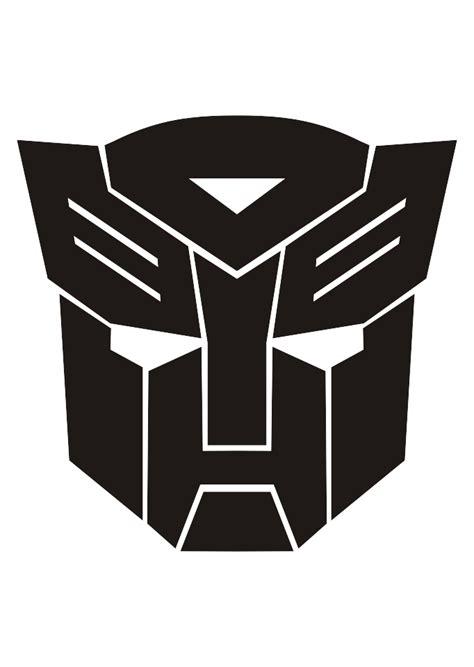 logo autobot vector  logo vector