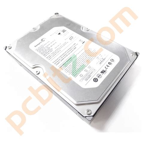Harddisk Seagate Pc 500gb Hdd Sata 3 5 Resmi 2thn seagate barracuda st3500630as 500gb sata 3 5 quot desktop drive drives