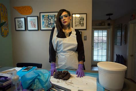 Morgue Assistant by Morgue Instagram Meet The Pathologist Assistant Who Posts Autopsy Photos Motherboard
