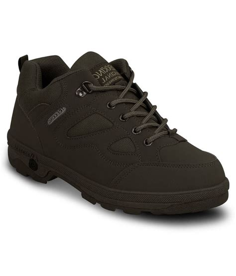 cus trekking brown sport shoes price in india buy