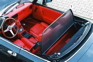 Alfa Romeo Spider Wind Deflector Alfa Romeo Spider 105 115 Top Covers Wind Deflector