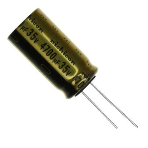 doctor capacitor ufw1v472mhd nichicon capacitors digikey