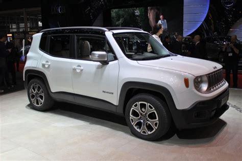Jeep Renegade 2014 Nuovo Jeep Renegade Prezzo Consumi E Dimensioni Foto E