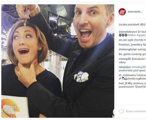 Tvn On Instagram   anna kalczyńska i dr krzysztof gojdź w dzień dobry tvn