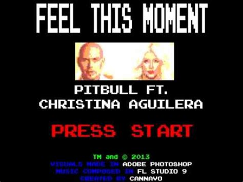 download mp3 pitbull feel this moment 8 bit remix feel this moment pitbull ft christina