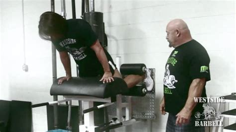 westside barbell bench legend fitness westside barbell glute ham calf developer