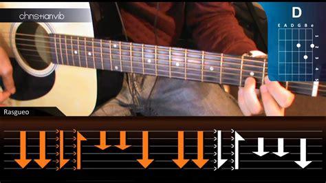 youtube tutorial de guitarra acustica c 243 mo tocar quot de m 250 sica ligera quot de soda stereo en guitarra