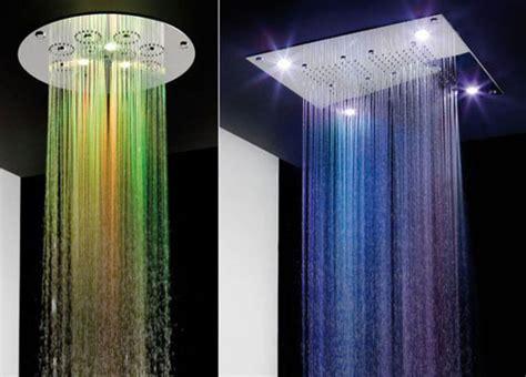 ducha shower led en colores convertir el ba 241 o en un spa reformas