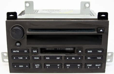2003 lincoln town car radio problems 2003 2005 lincoln town car factory sound cd