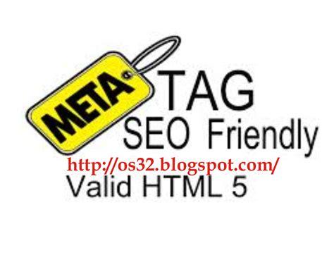 membuat blog jadi seo friendly cara membuat meta tag seo friendly