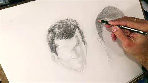 haircuts step by step teenage boy how to draw boys hair with pencil step by step drawing