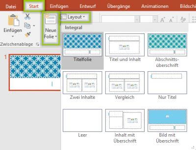 neues layout powerpoint erstellen powerpoint folienmaster 252 bernehmen und verwenden einfach