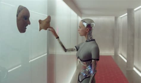 film robot ava ex machina trailer by alex garland looks smart and scary