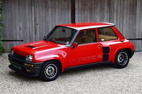 Renault Turbo 5 by Renault 5 Turbo Clasicos Y Deportivos Portal Automovil