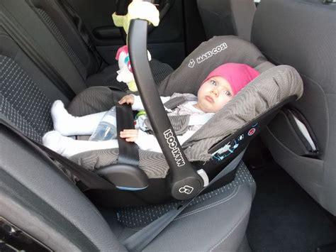 Babyschale Im Auto Befestigen by Maxi Cosi Citi Babyschale Tests Erfahrungen
