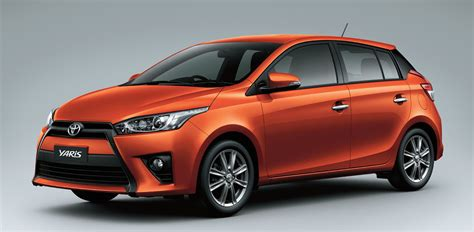 m toyota 2014 toyota yaris new m sian spec details released