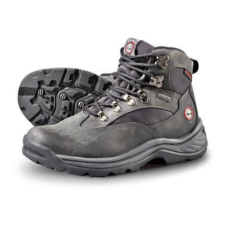timberland tex boots s timberland 174 tex 174 trail hikers gray
