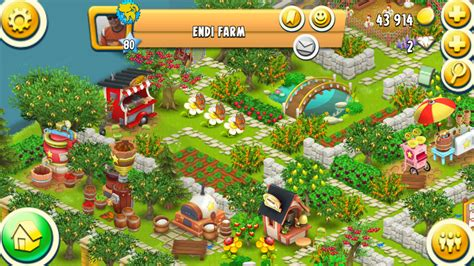 design hay day terbaik hay day showcase a lovely farm i saw today