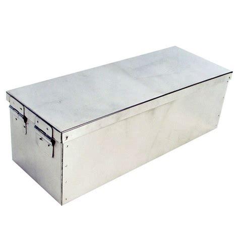 Metal Storage Box metal storage lock box safe the home security superstore