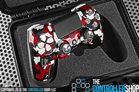 design lab ps4 controller ps4 controller with a hand painted camo effect check out