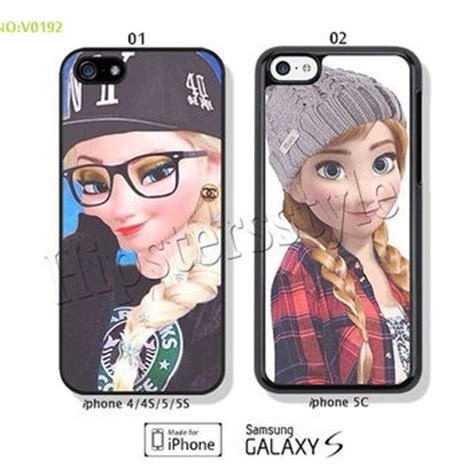 Casing Samsung Galaxy Note 5 Frozen 2 Custom Hardcase Disney Frozen Phone Cases Iphone 5 5s From Hipstersstyle
