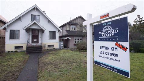 house prices in canada as house prices soar owning a home is the best job in town
