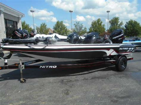 nitro center console boat for sale used nitro boats for sale 4 boats