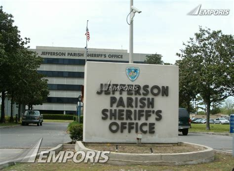 Jefferson Parish Sheriffs Office by Jefferson Parish Sheriff S Office Harvey 227694 Emporis